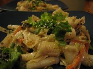 Asian-Inspired Pasta Salad
